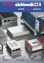 Katalog instalačních krabiček Fischer elektronik