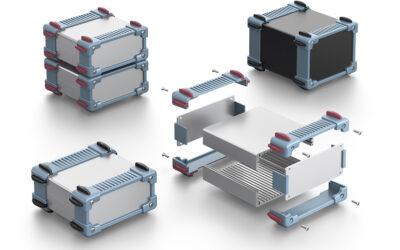 Skříňka Eurotainer s novým designem